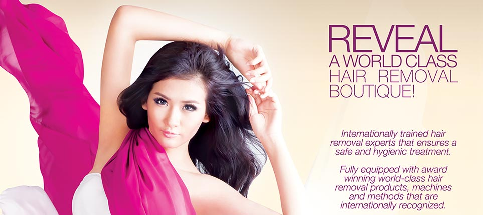 A World Class Hair Removal Boutique!